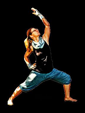 Anke - Yoga